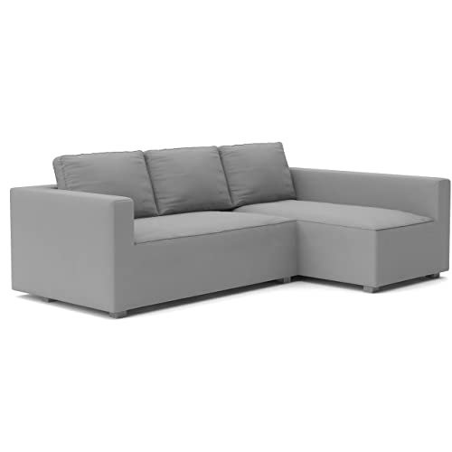Chaise Sectional Cover, Månstad Corner Sofa Bed With Storage
