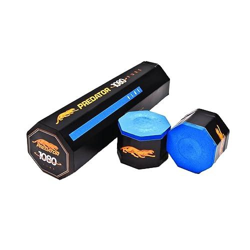 9 Ball Comes w// Masters Chalk Chalk Holder Yellow 9-Ball POCKET Chalker